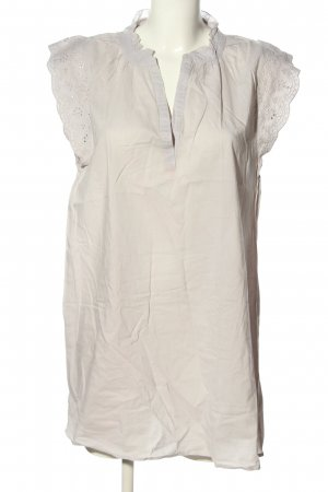 Oysho Longtop hellgrau Casual-Look