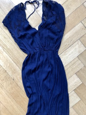 Oysho Maxi abito blu-blu scuro