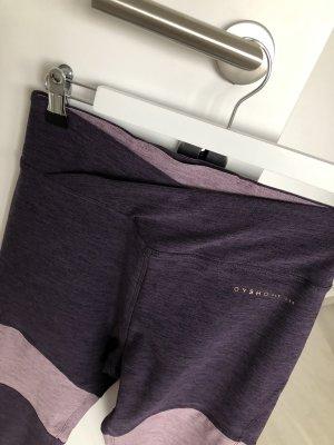Oysho Trackies dark violet