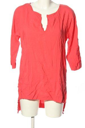 Oysho Blusa a tunica rosa stile casual