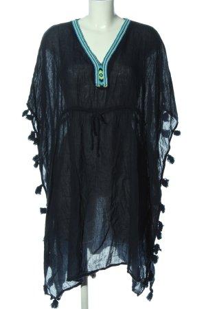 Oysho Abito a tunica blu elegante