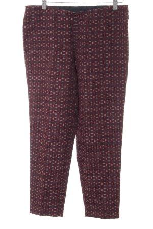 P.A.R.O.S.H. Pantalone a 7/8 motivo lavorato elegante