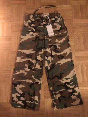 P.A.R.O.S.H Seidenhose Camouflage