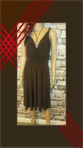 Montego Cocktail Dress brown mixture fibre