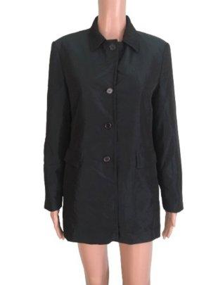 P1 Design Vintage Mantel Grün Changierend Avantgarde