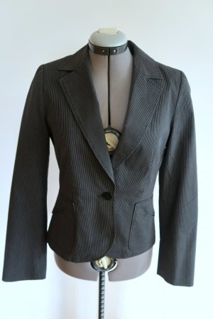 Personal Affairs Blazer court taupe coton