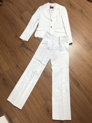 Personal Affairs Trouser Suit white