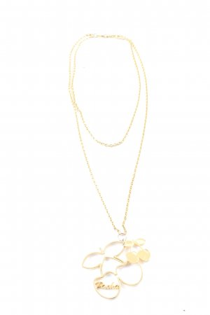 pacha Collier goldfarben Elegant