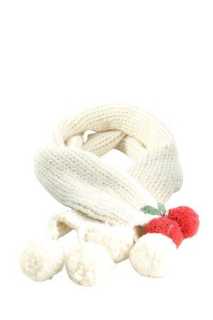 pacha Écharpe en tricot multicolore style décontracté