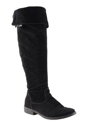 Paciotti Schnürschuhe silberfarben-schwarz Elegant