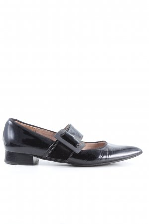 Paco Gil Zapatos Mary Jane negro look casual