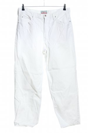 Paddock's Carrot Jeans white casual look