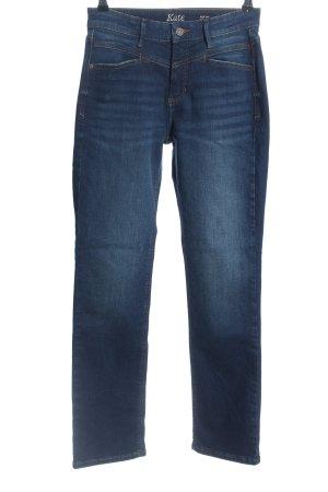 Paddock's Straight-Leg Jeans blau Casual-Look