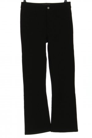 Paige High Waist Trousers black casual look