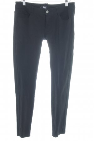 Paige 7/8 Length Trousers black casual look