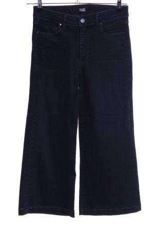 Paige 7/8 Jeans blau Casual-Look