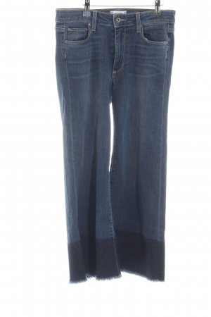 Paige Boot Cut Jeans dunkelblau Casual-Look