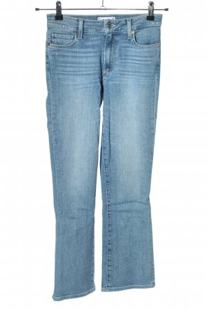 Paige Boot Cut Jeans blau Casual-Look