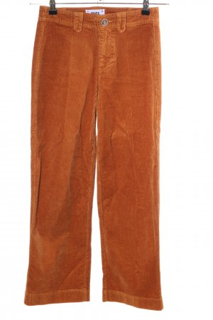 Paige Cordhose hellorange Casual-Look