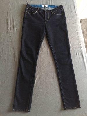 Paige- dunkelblaue Jeans