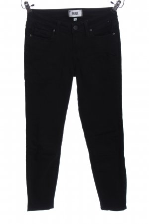 Paige Five-Pocket-Hose schwarz Casual-Look