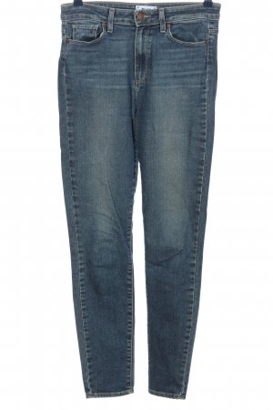 Paige High Waist Jeans blau Casual-Look