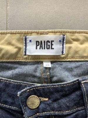 Paige Jimmy Jimmy Skinny Jeans (schmaler Boyfriend- Cut) Gr. 28