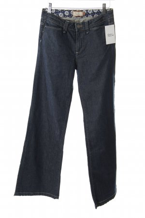 Paige whipped jeans dark blue