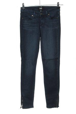 Paige Jeans skinny blu stile casual