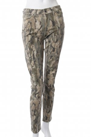 Paige Skinny Jeans Camouflage