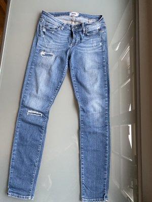Paige Jeans skinny blu