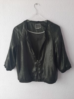 Bershka Bomber Jacket black