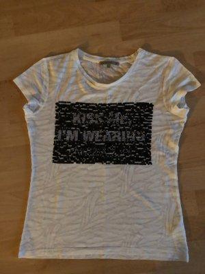 Pailetten-Shirt
