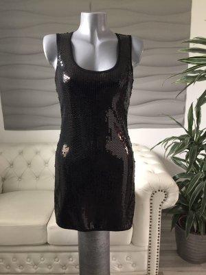 3 Suisses Sequin Dress black