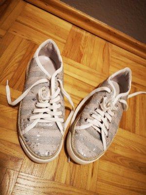 Pailettenschuh Sneaker