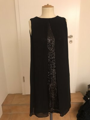 Mariposa Robe à paillettes noir