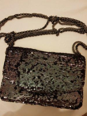Zara Clutch black
