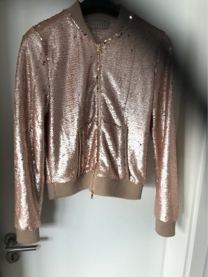 Flight Jacket rose-gold-coloured