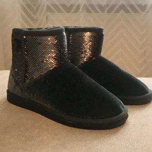 Pailletten Boots