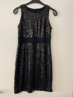 Pailletten Kleid