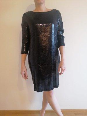 Daniel Hechter Sequin Dress black