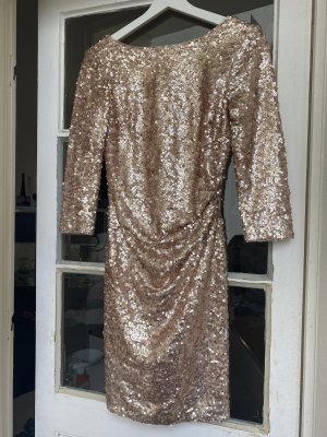 Jake*s Sequin Dress multicolored