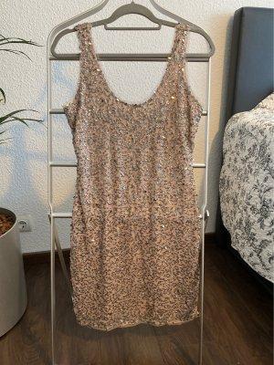 Pailletten Kleid Zara