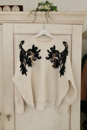 Pailletten Pullover von H&M