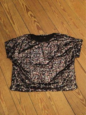 H&M Camicia oversize nero