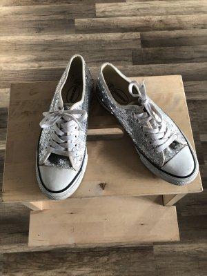 Pailletten-Sneaker