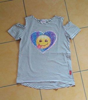 Pailletten T shirt