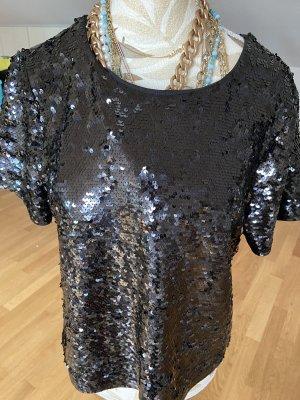 Michael Kors Camisa de mujer negro