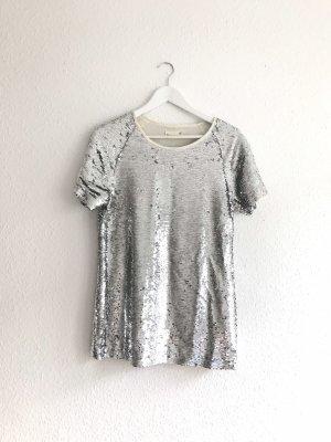 Supertrash Blusa argento