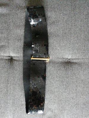 unknown Hip Belt black-gold-colored